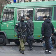 Terrorverdächtiger in Niedersachsen festgenommen (Foto)