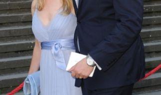 Prinz Hubertus und Prinzessin Kelly sind noch einmal Eltern geworden. (Foto)