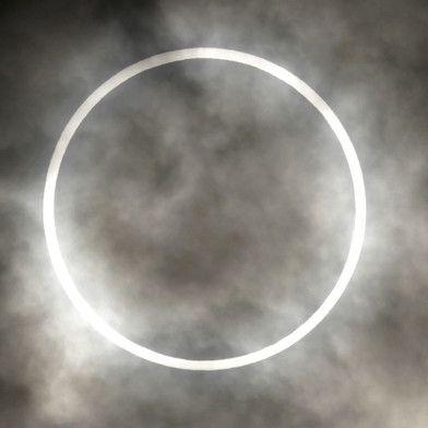 Magisches Spektakel! Hier können Sie die Sonnenfinsternis sehen (Foto)