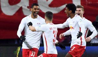 Jubelt RB Leipzig auch gegen den 1. FC Köln? (Foto)
