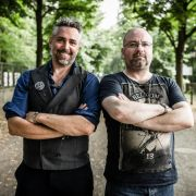 Christian Lohse lässt Kollege Roland Trettl würgen (Foto)