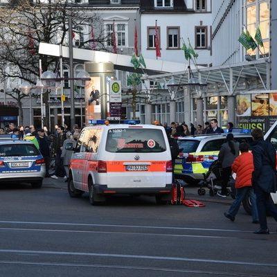 Nach Amokfahrt in Heidelberg: Erste Augenzeugen-Berichte (Foto)