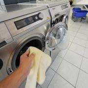 Dreijährige Zwillinge ertrinken in Waschmaschine (Foto)