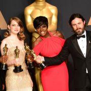 DAS sind alle Gewinner der Oscars 2017 (Foto)