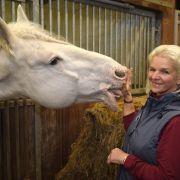 Unerwartete Hilfe für Carmen Hanken auf dem Hankenhof (Foto)