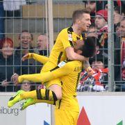 Pokalspiel Lotte gegen Dortmund nun am 14. März (Foto)