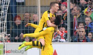 Jubelt der BVB auch im DFB-Pokal? (Foto)