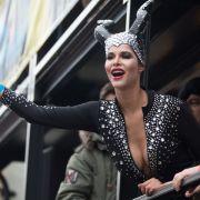 Auf Männerschau! Die Nacktschnecke versext den Kölner Karneval (Foto)