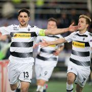 Hamburg scheitert im DFB-Pokal an Mönchengladbach (Foto)