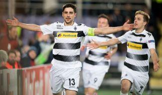 Jubelt Gladbach auch beim HSV? (Foto)