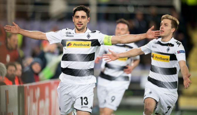 HSV - Gladbach im DFB-Pokal 2017