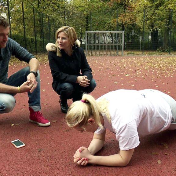 Abspecken extrem! Felix Klemme und Aleksandra Bechtel starten durch (Foto)
