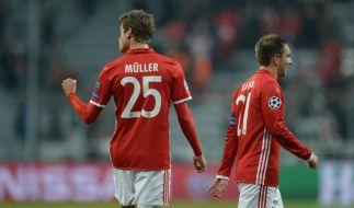 Der FC Bayern will gegen den HSV ins Pokal-Halbfinale einziehen. (Foto)