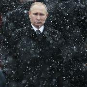 Jetzt spricht Präsident Putin Klartext (Foto)