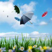 Stürmischer Frühlingsbeginn! Hier sollten Sie besser Zuhause bleiben (Foto)