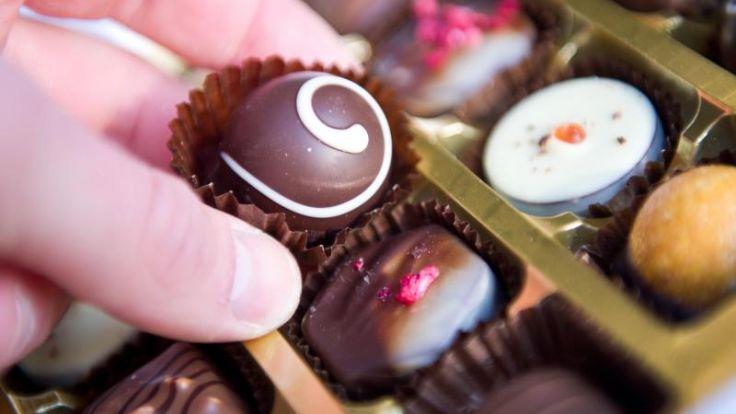 Zur Fastenzeit wird gerne auf Schokolade und Süßigkeiten verzichtet.