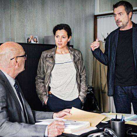 Erotik pur! So versexte Kommissar Flückiger den Krimiabend (Foto)