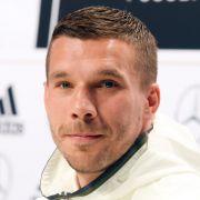 Lukas Podolski wechselt im Sommer nach Japan (Foto)
