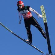 Deutsche Skispringer nur WM-Vierte - Polen erstmals Team-Weltmeister (Foto)