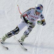 Goggia gewinnt auch Super-G bei Olympia-Test in Südkorea (Foto)