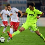 RBL verpasst Sieg gegen FC Augsburg am 23. Bundesliga-Spieltag (Foto)