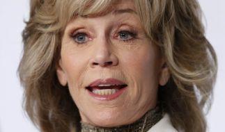Jane Fonda sprach in einem Interview offen über Missbrauch und Vergewaltigung. (Foto)