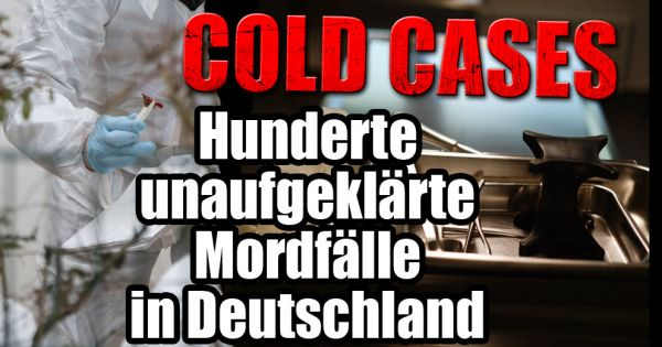 Cold Cases Deutschland
