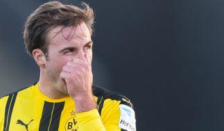 Mario Götze leidet an einer Stoffwechselkrankheit. (Foto)