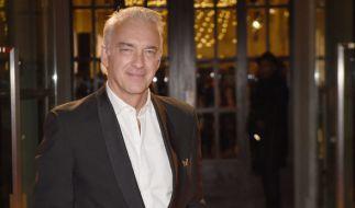 """Christoph M. Ohrt in Berlin bei der UFA Opening Gala im Hotel """"Das Stue"""" im Rahmen der 65. Internationalen Filmfestspiele (Berlinale). (Foto)"""
