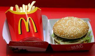 Burger-Gigant McDonalds will sich wieder mehr auf die traditionelle Speisekarte konzentrieren. (Foto)