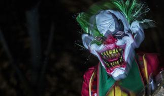 Ein neuer Angriff von Horror-Clown bereitet den Bewohner von Pennsylvania Sorge. (Foto)
