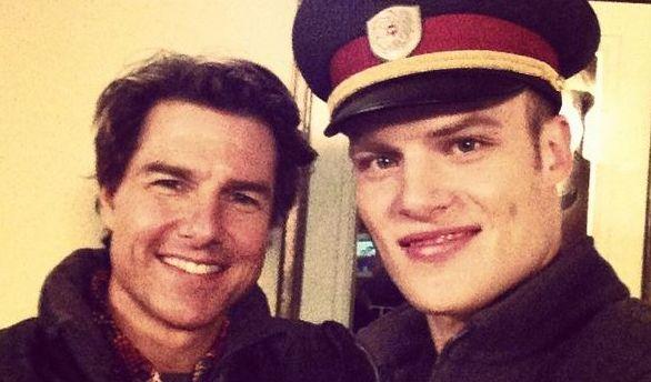 """Robert Maaserdrehte an der Seite von Tom Cruise in """"Mission: Impossible – Rogue Nation"""". (Foto)"""