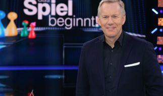 Johannes B. Kerner lädt erneut zum ZDF-Spieleabend. (Foto)