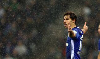 Benjamin Stambouli von Schalke beim Spiel gegen Borussia Mönchengladbach am 4. März. (Foto)