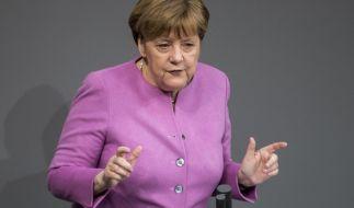Angela Merkel gesteht Fehler in der Flüchtlingspolitik ein. (Foto)