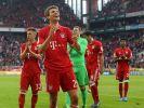 Bundesliga - Ergebnisse 24. Spieltag