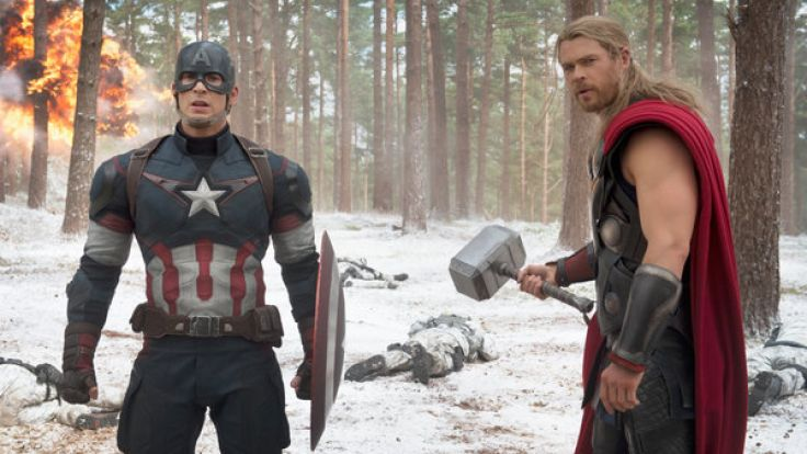 Thor in seinem typischem Look. (Foto)