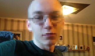 Mit diesem Fahndungsfoto suchte die Polizei nach dem dringend tatverdächtigen 19-jährigen Mann. (Foto)