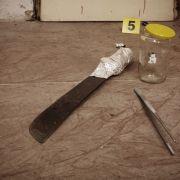 Räuber attackieren 12-Jährige mit Machete (Foto)