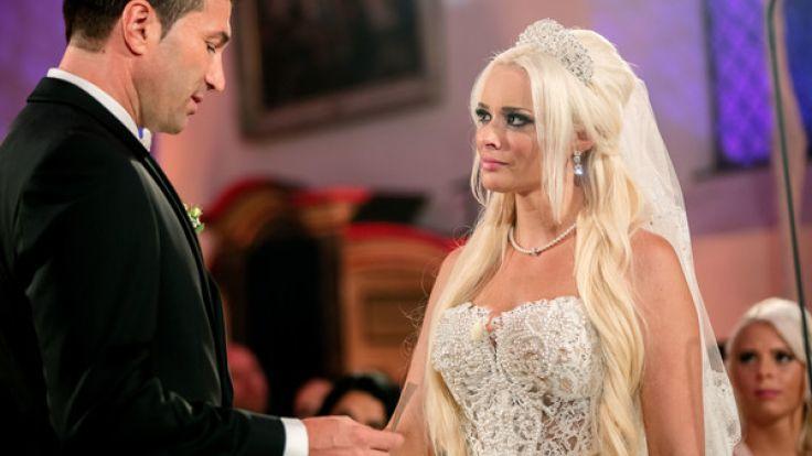 Lucas Cordalis und Daniela Katzenberger haben im Juni 2016 vor laufender Kamera geheiratet.