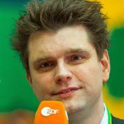Außenreporter Lutz van der Horst.