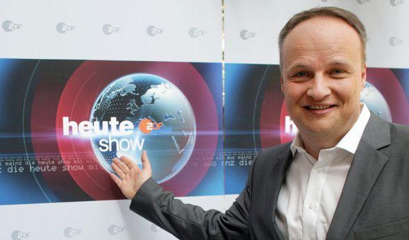 """heute-show""-Chef Oliver Welke. (Foto)"