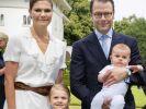 Prinz Daniel von Schweden hat seine Nierenkrankheit im Griff. (Foto)