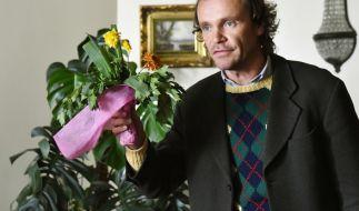 """Olaf Schubert in seinem ersten Kinofilm: """"Schubert in Love"""". (Foto)"""
