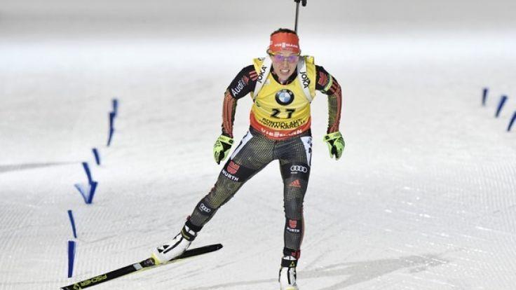 biathlon wm ergebnisse einzel damen