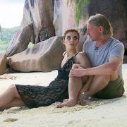 Nathalie Volk und Frank Otto auf den Seychellen (Foto)