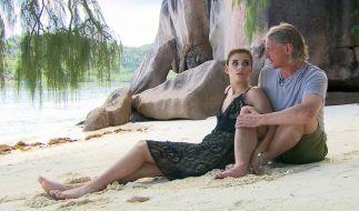Frank Otto und Nathalie Volk auf den Seychellen: Wie geht es ihnen wirklich? (Foto)