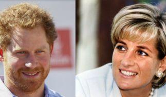 Prinz Harry und seine Mutter Diana: Mutter und Sohn hatten ein inniges Verhältnis. (Foto)