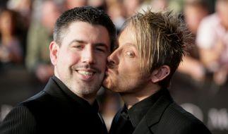 Ross Antony (r.) und Paul Reeves sind wieder Eltern geworden. (Foto)