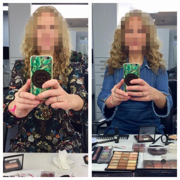 Ohne Make-up! Diese Promi-Damen erkennen Sie nicht wieder! (Foto)